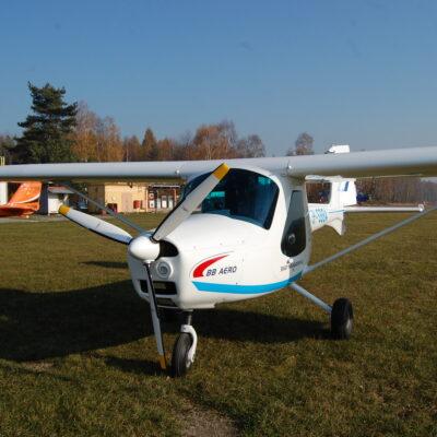 Samolot 3Xtrim 450